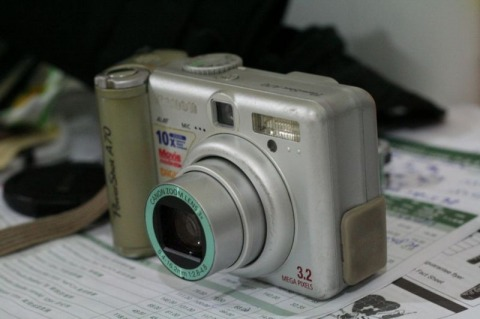 OldCanonA70
