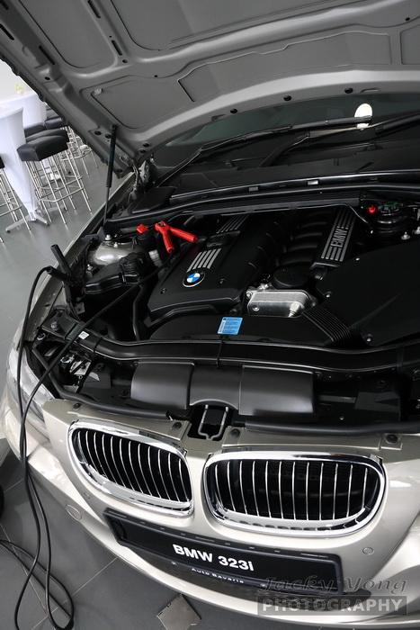 Beemer engine